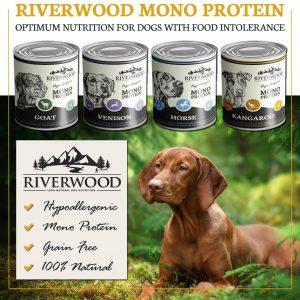 Riverwood Blikvoer Mono Proteïne